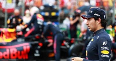 リタイアのペレス「ボッタスのミスで大打撃。エンジンを失ったかもしれない」レッドブル・ホンダ/F1第11戦決勝
