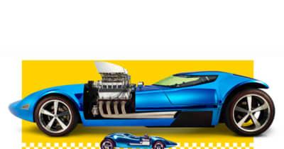 カスタムミニカー世界一を目指せ、「ホットウィール レジェンドツアー」日本初開催