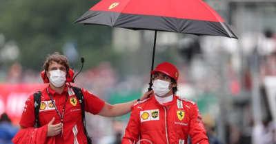 サインツ「クレイジーなレース。15番グリッドから一時は優勝を狙っていた」フェラーリ/F1第11戦