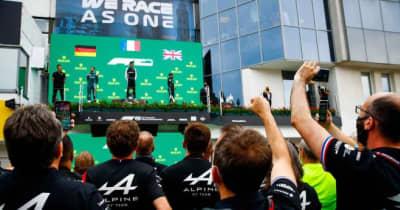 F1第11戦ハンガリーGP決勝トップ10ドライバーコメント(2)