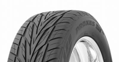 トーヨータイヤ、SUVドレスアップタイヤ『PROXES ST III』発売…ランドクルーザー新型のカスタマイズも