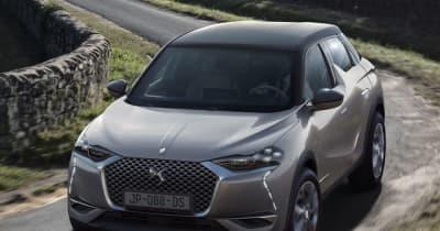 DSブランドの新型車、EVのみに…2024年以降