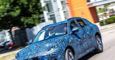 マセラティの新型SUV、『グレカーレ』…11月デビューが決定