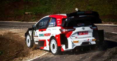 5連勝中のトヨタ、WRC初開催のベルギーで今季7勝目を狙う。最終日の舞台はスパ・フランコルシャン