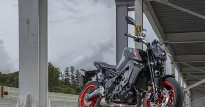 【ヤマハ MT-09 新型】構造体もデザインとして見せる「ゼロカバー造形」[詳細画像]
