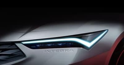 『インテグラ』16年ぶりの復活が決定…2022年にアキュラが米国発売へ
