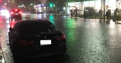 台風や大雨はハイドロプレーニング現象やアンダーパスに要注意!ドライバーが気を付けるべきこととは