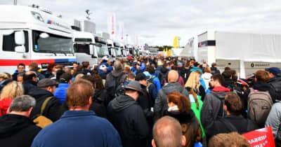 DTMドイツ・ツーリングカー選手権、第5戦レッドブルリンクからファンにパドック入場を許可