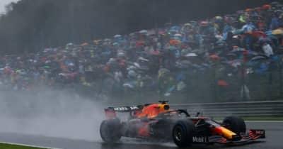 レッドブル・ホンダ密着:ペレス車の修復を完了するもレースはわずか3周の戦いに。ハーフポイントで選手権は僅差のまま