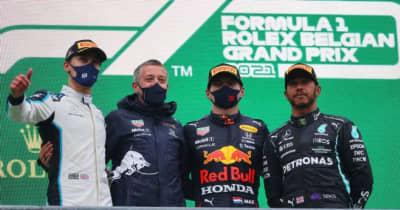 F1第12戦ベルギーGP決勝トップ10ドライバーコメント(2)