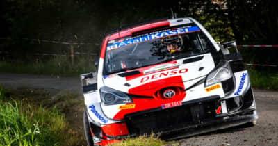 ベルギーでクラッシュの勝田貴元を支えるラトバラ代表「考えすぎなくてよい」/WRC