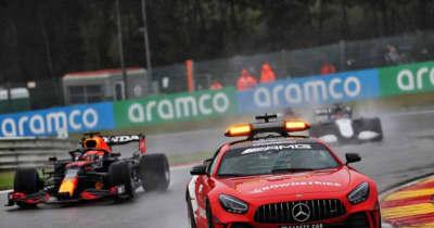 F1ベルギーGPのリスタートは「商業的な理由からではない」とドメニカリCEO。レースコントロールの判断も支持