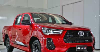トヨタ ハイラックス に「GRスポーツ」設定 9月にタイで発売へ