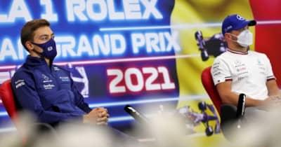 メルセデスF1、「近いうちに」ラッセルとの契約を発表か。ボッタスはライコネンが去るアルファロメオに加入との噂