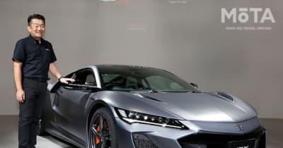"""ホンダの味付けを決める""""マイスター""""が極めたスーパーNSX! ホンダ 2代目NSXのファイナルを飾るType Sは世界最高峰のスーパースポーツだ"""