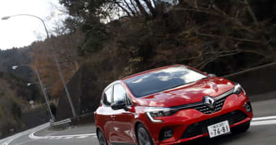 【ルノー ルーテシア 新型試乗】日本車やドイツ車では味わえない奥深い運転感覚…渡辺陽一郎