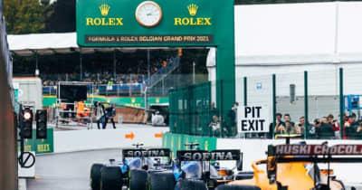 """悪天候でレースがなくても、次世代ドライバーたちの躍進を印象づけた""""雨のスパ""""/F1第12戦"""