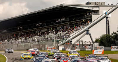 DTMドイツ・ツーリングカー選手権が2022年カレンダーを発表。1戦増の全9戦18レースを予定