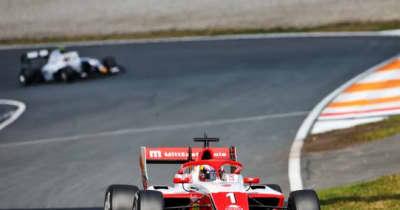 レッドブル育成で選手権リーダーのハウガーが4勝目。岩佐歩夢は11位【FIA-F3第6戦オランダ レース3】