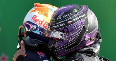 2位ハミルトン「戦略の失敗がなくても、フェルスタッペンに勝つのは難しかった」メルセデス/F1第13戦決勝