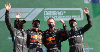 F1第13戦オランダGP決勝トップ10ドライバーコメント(2)