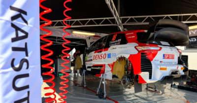勝田貴元、コドライバーの緊急帰国によりアクロポリス・ラリー出走を断念/WRC第9戦