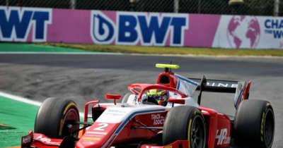 アルピーヌ育成のピアストリが2度目の最速タイム。佐藤万璃音は14番手【順位結果/FIA-F2第5戦イタリア予選】