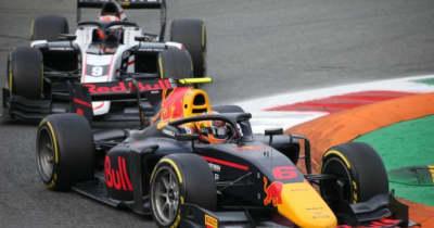 レッドブル育成のダルバラが今季初優勝。佐藤万璃音は20位【FIA-F2第5戦イタリア レース2】