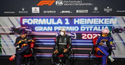F1第14戦イタリアGPスプリント予選トップ10ドライバーコメント(2)