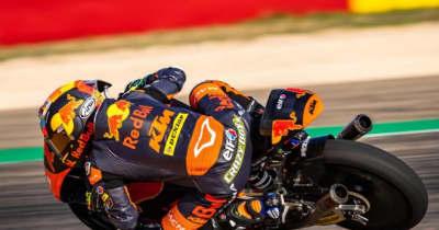 佐々木歩夢が3位表彰台【順位結果】2021MotoGP第13戦アラゴンGP Moto3決勝