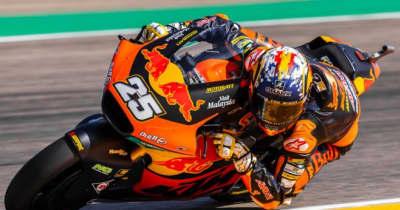 【順位結果】2021MotoGP第13戦アラゴンGP Moto2決勝