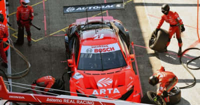 前半は完璧なレース運びだったが……ARTAの3度のドライブスルーの混乱と2つのペナルティ【第5戦GT500決勝】