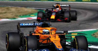 【順位結果】F1第14戦イタリアGP決勝