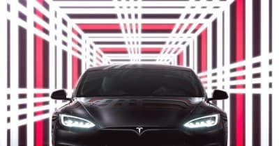 ステラ モデルS「ブラッド」、ニュルブルクリンク最速の電気自動車に