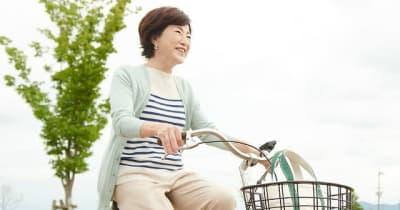 免許返納後の移動手段に、安定感等に配慮したシニア向け電動アシスト自転車