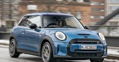 MINIの世界販売、510万台超え---世界の電動車の5分の1