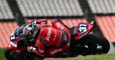 渡辺一馬がポール「自信を持って走り出せた。最後に優勝して王者になりたい」/全日本ロード第7戦オートポリス ST1000予選
