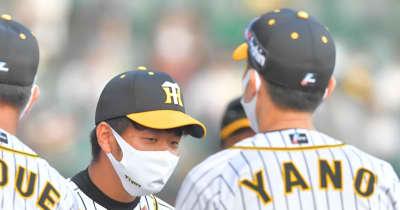 阪神・矢野監督 復活勝利の高橋に「優勝する中のピースになり得る存在」