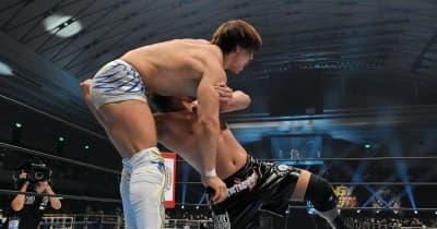 新日本G1開幕・V3狙う飯伏 まさかの裕二郎に黒星「万全だけど、次、次から…」