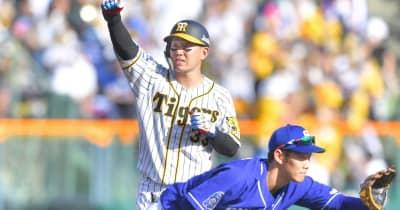 阪神・矢野監督 糸原3番は「動かしたいけど動かす状態の選手がなかなかいないんで」