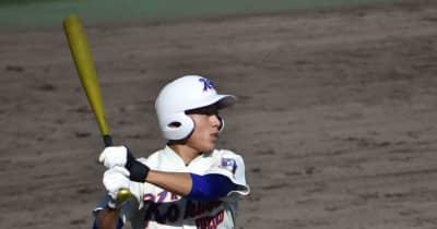 神戸国際大付 新チーム初戦白星 甲子園8強の3年生も見守る