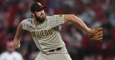 【MLB】わずか49回で24死球の衝撃 パドレス右腕が99年ぶりに最多与死球のメジャー記録更新