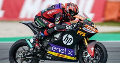 【順位結果】2021MotoE第6戦サンマリノ大会 決勝レース1