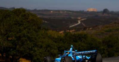 パロウ4番手でライバルたちより先行【順位結果】インディカー第15戦モントレー予選