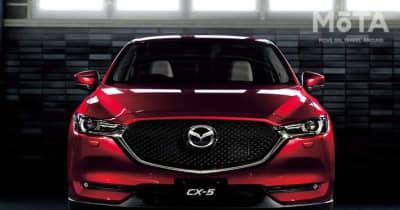 【マツダ CX-5新旧比較(マイナーチェンジモデル)】最大の違いはライトとグリル! 内装に大きな変更はなし