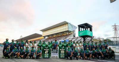 スーパー耐久第5戦鈴鹿でD'station Racingがダブルウイン! ST-Xはじめ5クラスでチャンピオン決まる