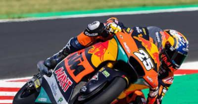 【順位結果】2021MotoGP第14戦サンマリノGP Moto2決勝