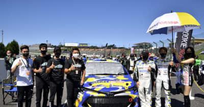 水素カローラ出力アップ、タイムも飛躍的向上…スーパー耐久 第5戦