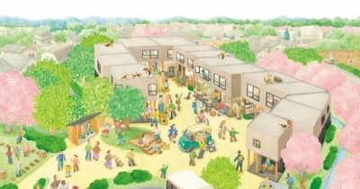 バス折返場を賃貸住宅やシェアリングモビリティの複合施設に開発
