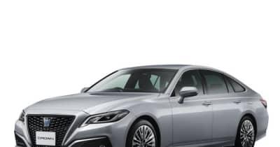 トヨタ クラウン 次期型、確定デザイン…FF? 4WD? SUV? 決着!!